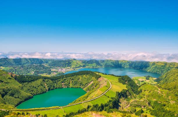 Sete Cidades Sao Miguel-Azoren – Foto