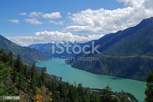 istock Seton Lake 115907249