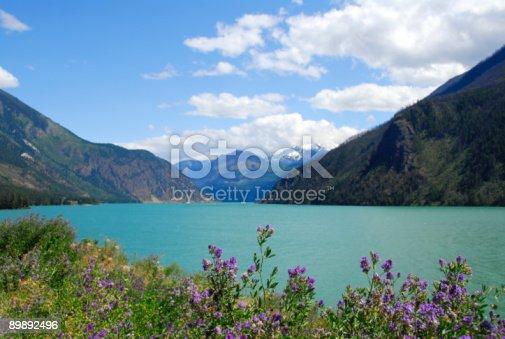 istock Seton Lake 89892496