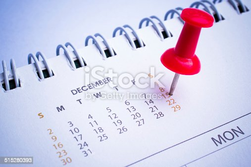istock Setting a date 515280393