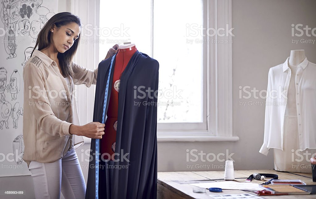 Setting the bar for style stock photo