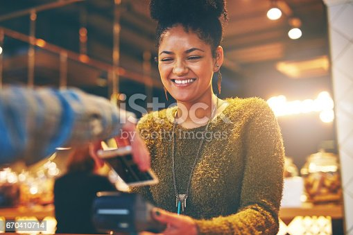 178974134 istock photo Settle your bill the effortless way 670410714