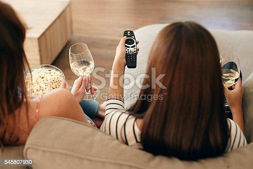istock Settling for a movie marathon 545807930