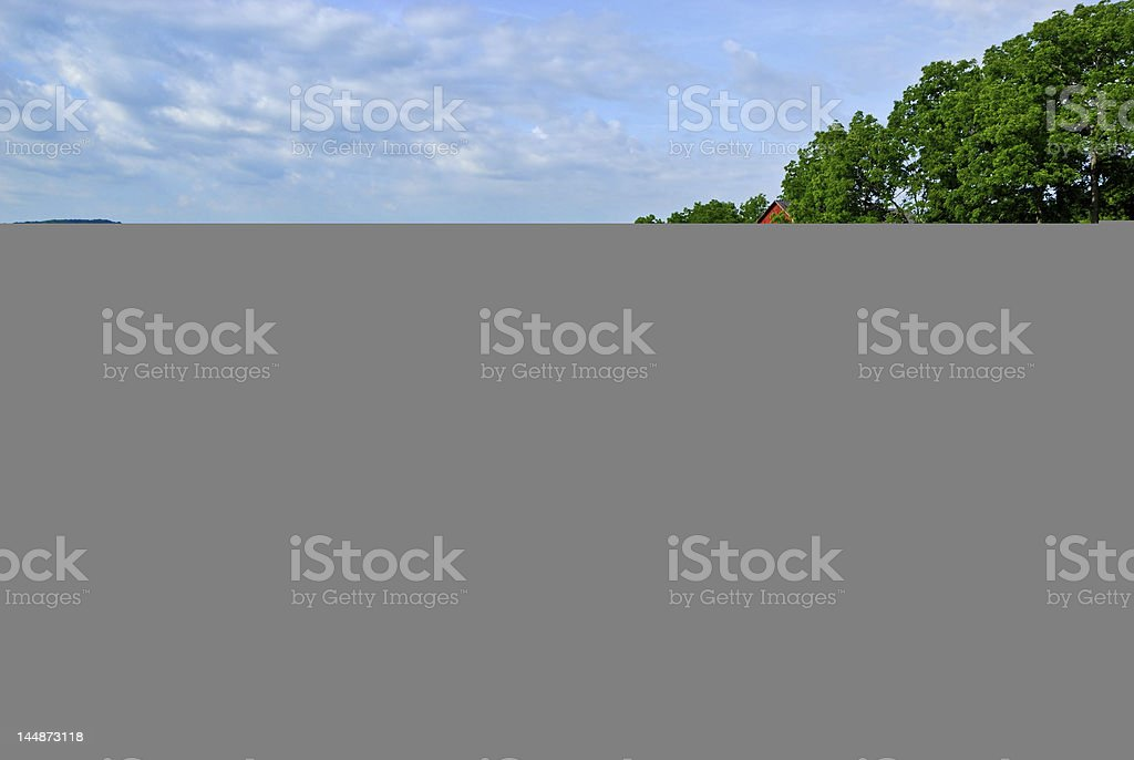 seven friend royalty-free stock photo