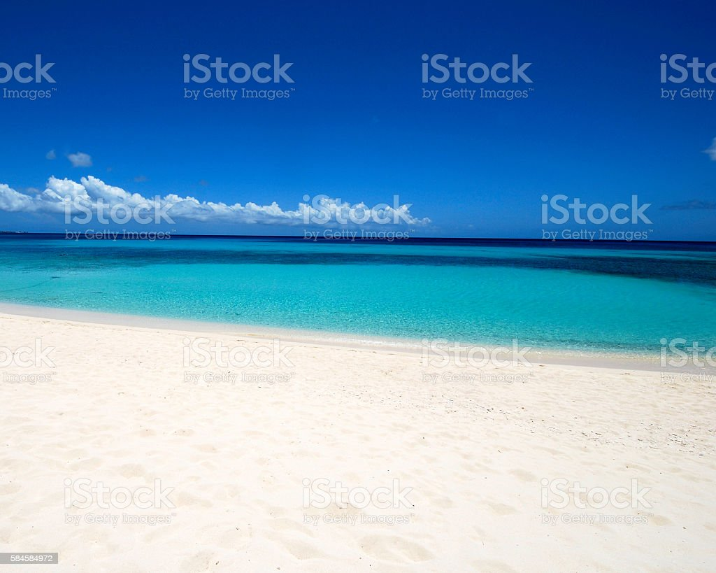 seven mile beach grand cayman stock photo more pictures of beach