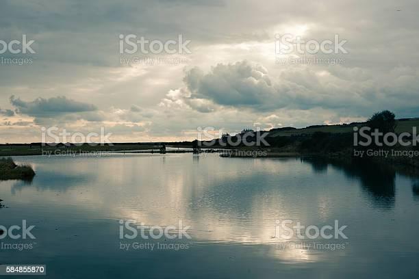 Seven Sisters Country Park Stockfoto en meer beelden van Buitenopname
