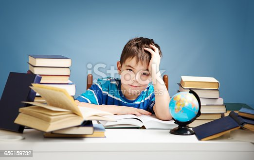 683105722 istock photo seven years old child reading a book 656159732