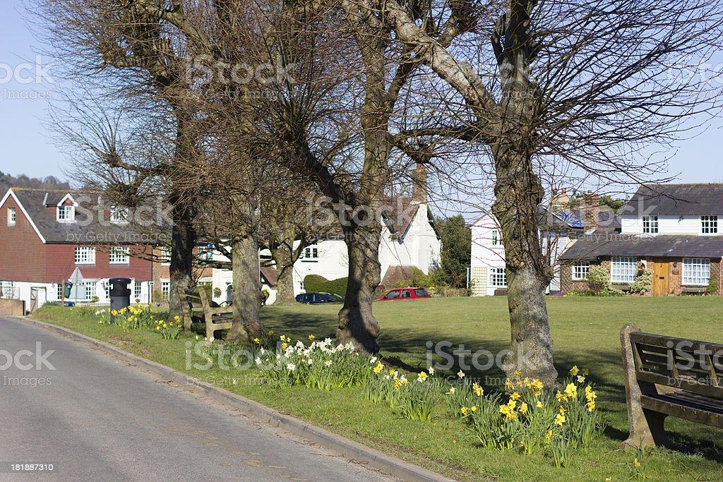 Sevenoaks Weald in Kent, England royalty-free stock photo
