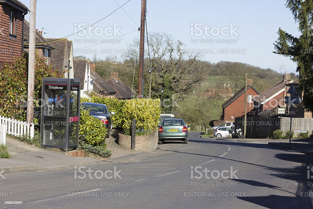 Sevenoaks Weald in Kent, England royalty-free stock photo