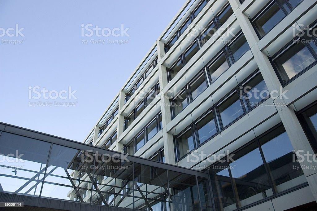 seventies architecture royalty free stockfoto