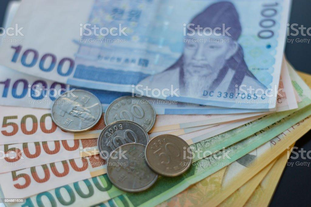 韓国 通貨 ウォン
