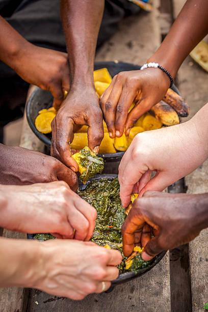 Afrikanische Speisen – Foto