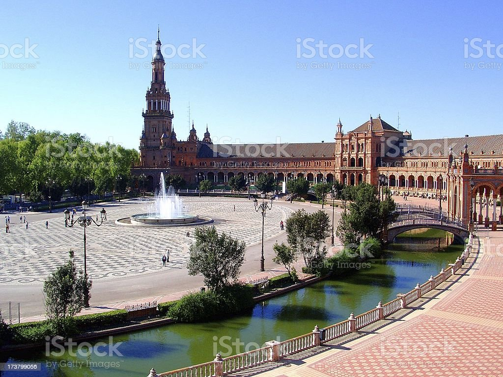 Sevilla_02 royalty-free stock photo