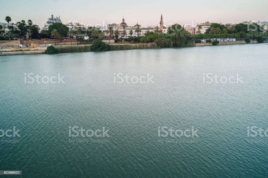 Seville, Andalusia, Spain stock photo