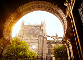 istock Seville Cathedral 170640687