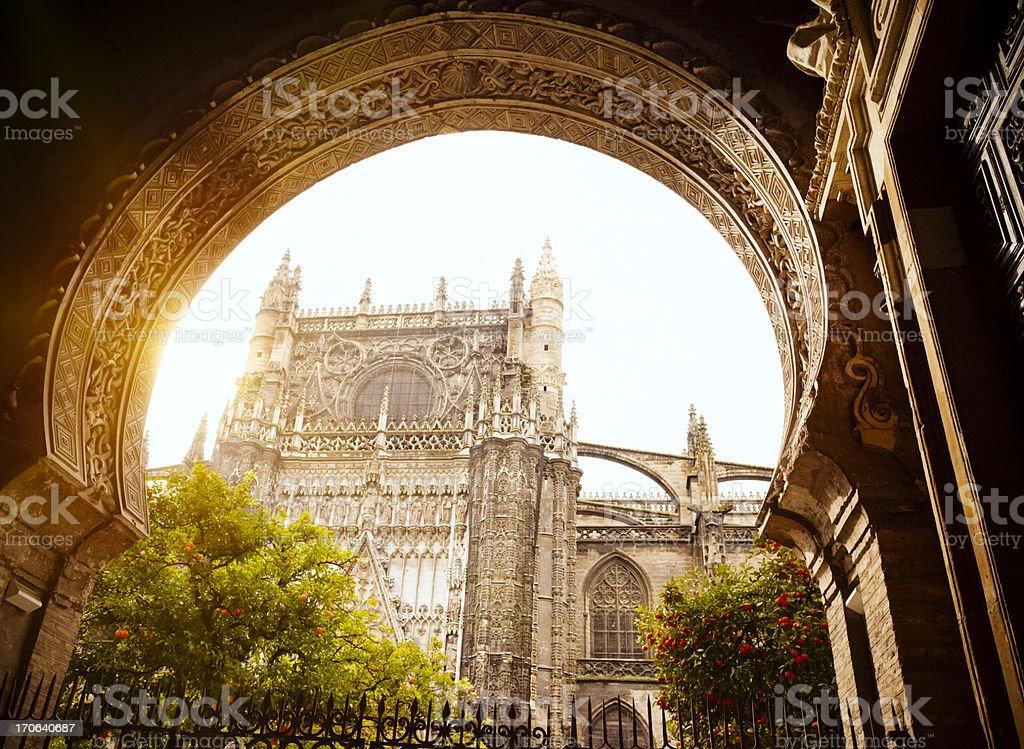 Kathedrale von Sevilla – Foto