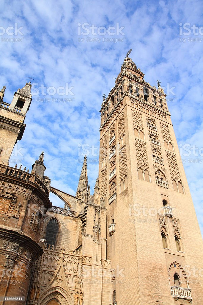 Seville stock photo