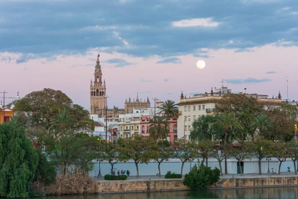 Sevilla - foto de stock