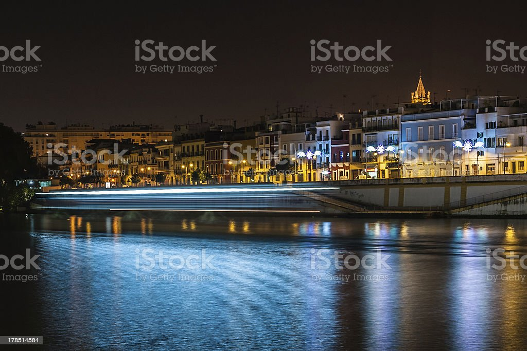Sevilla (triana) royalty-free stock photo