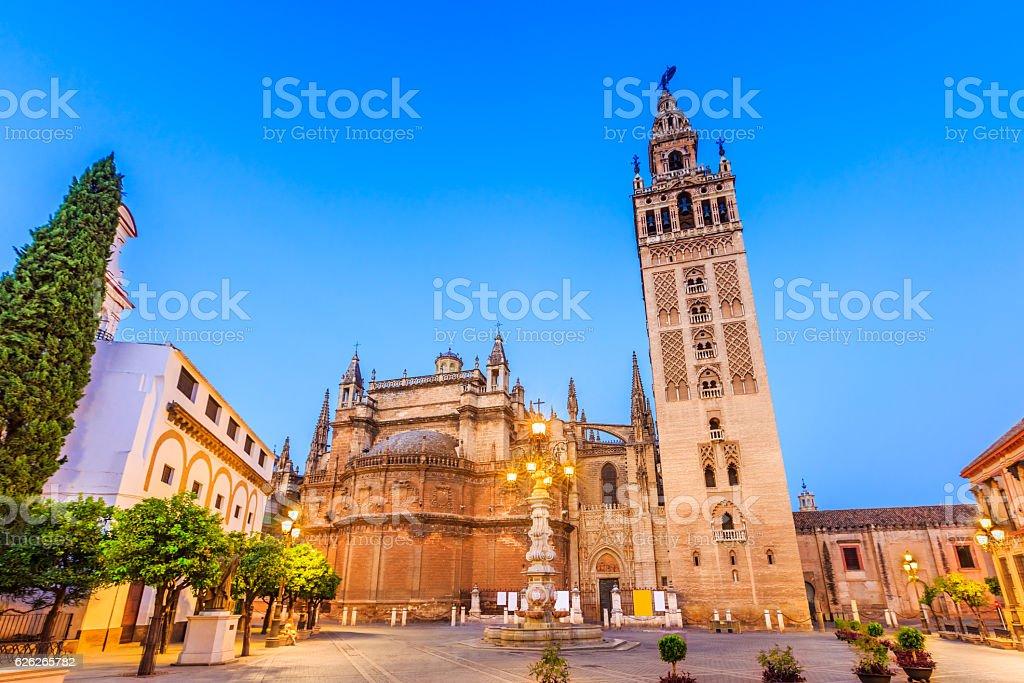Seville, Spain. stock photo