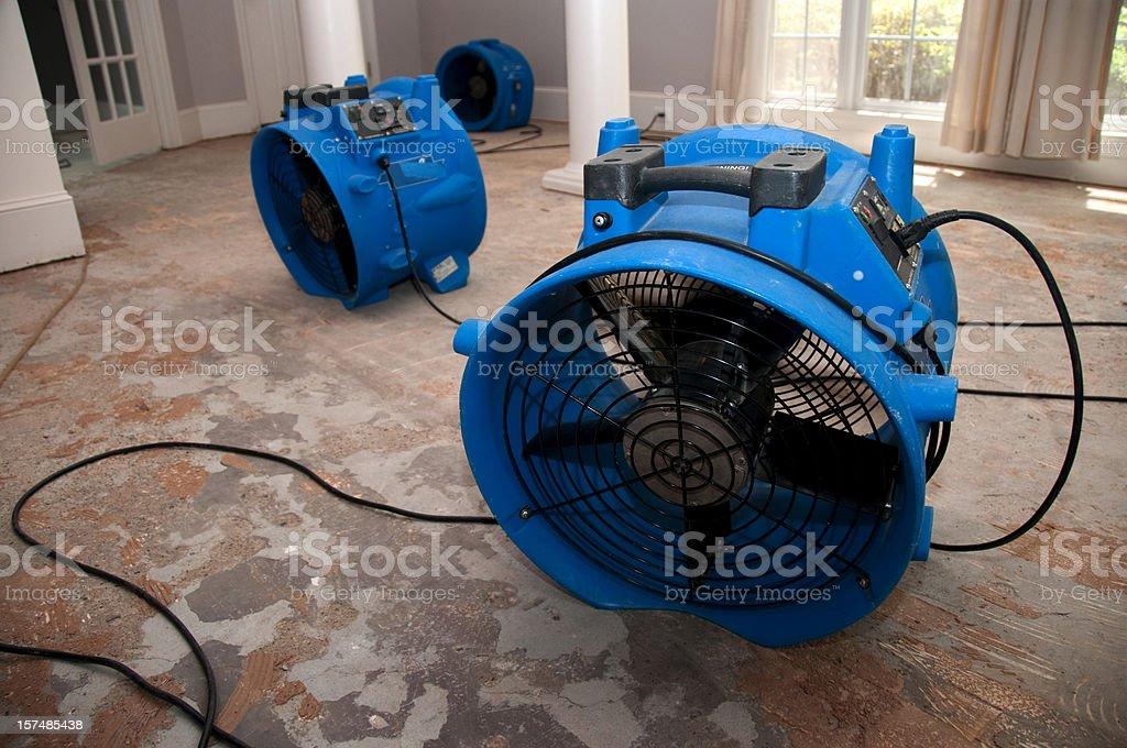 Difusión hogar de restauración de aguas residuales - foto de stock
