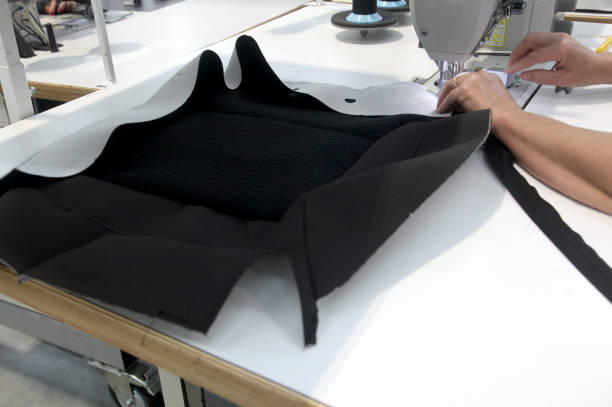 Wondrous Sewing Car Seat Covers Stock Photo Download Image Now Istock Dailytribune Chair Design For Home Dailytribuneorg