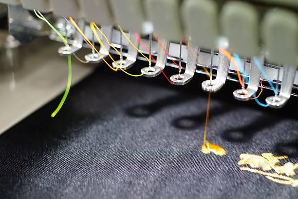 Máquina de coser  - foto de stock