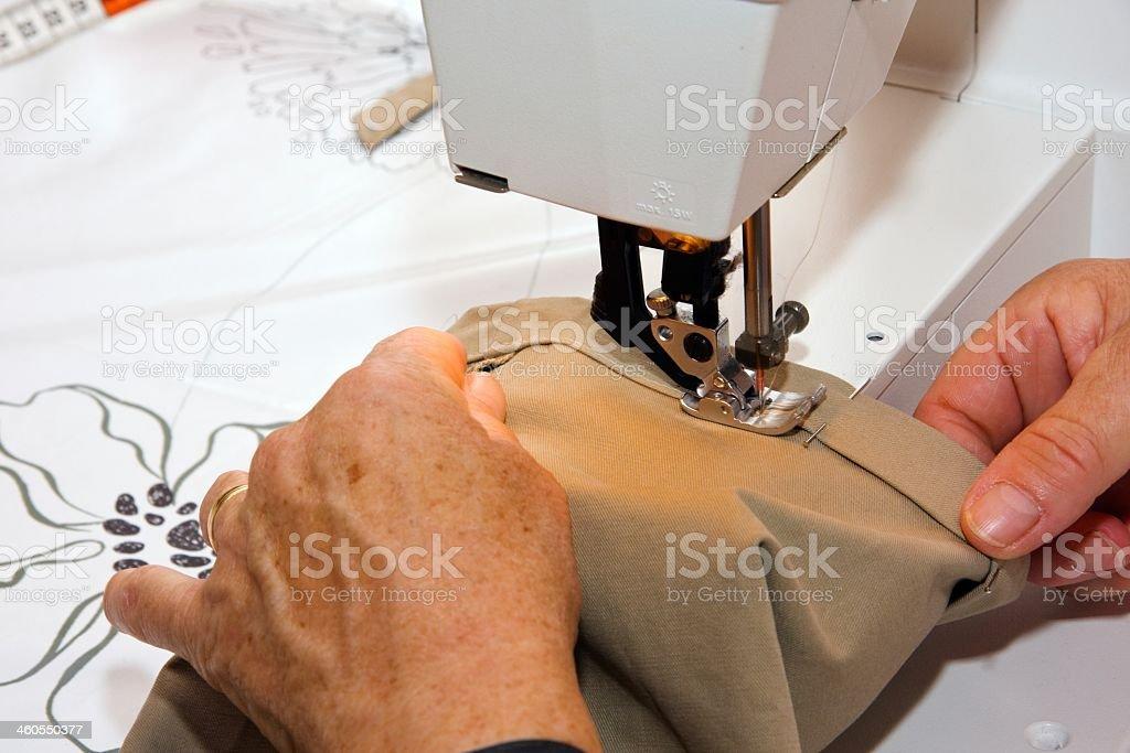 Costura - foto de acervo