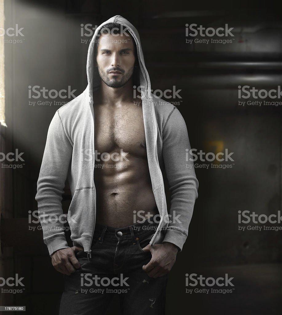 Sex man stock photo