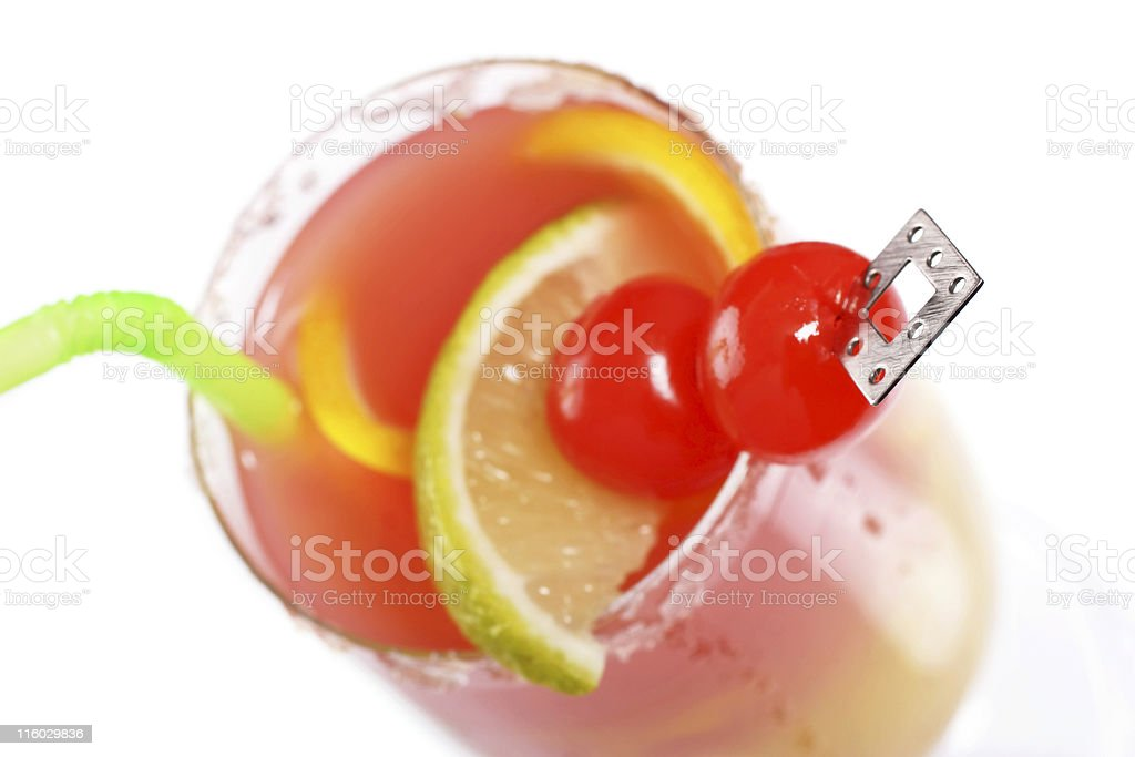sex on the beach, cocktail stock photo
