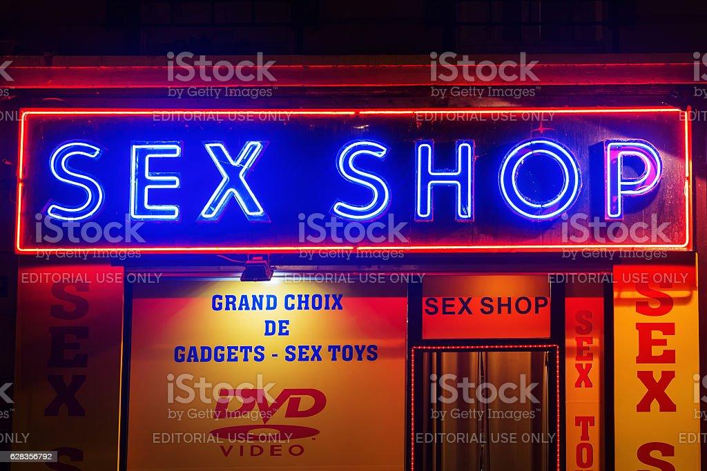 Sex shop europe