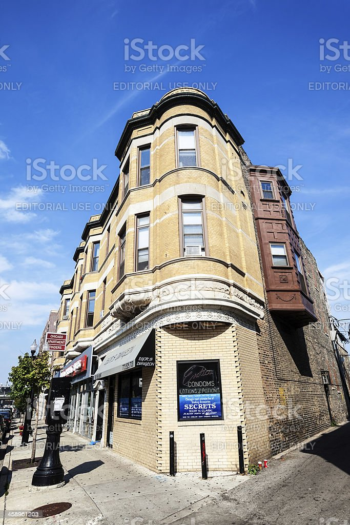 Sex shop location in chicago