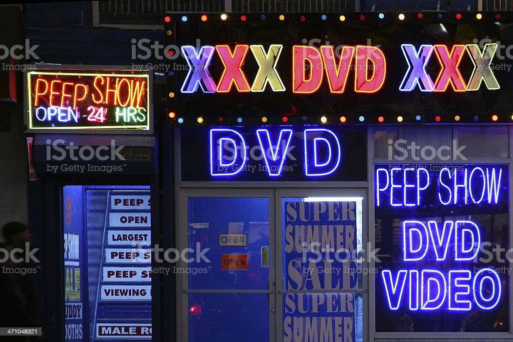 Sex shops top