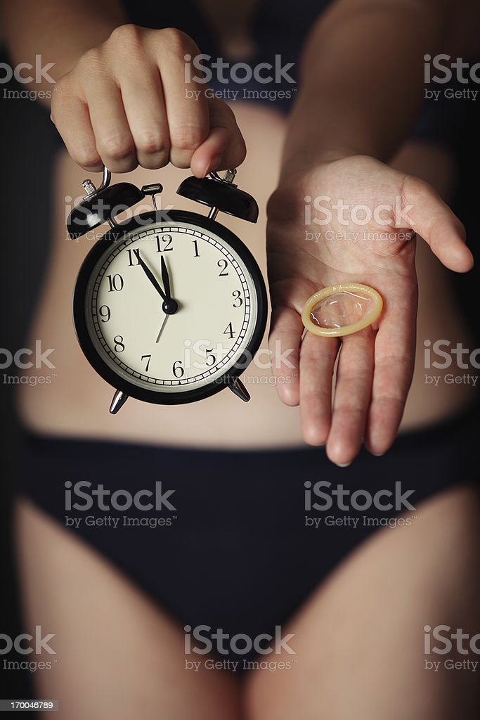Sex Time royalty-free stock photo
