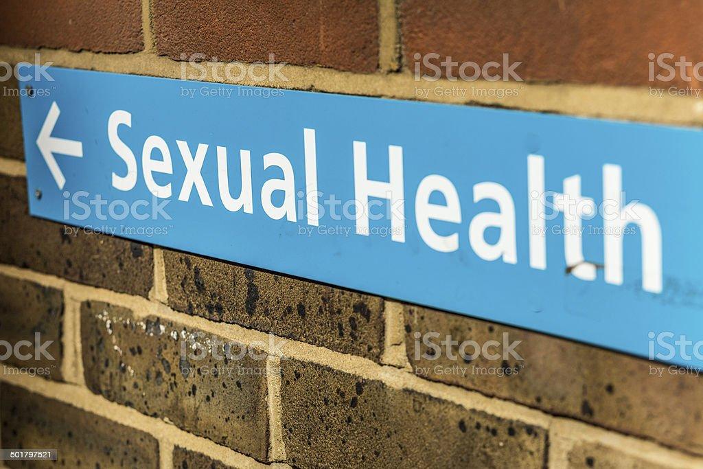 Sexual Health stock photo