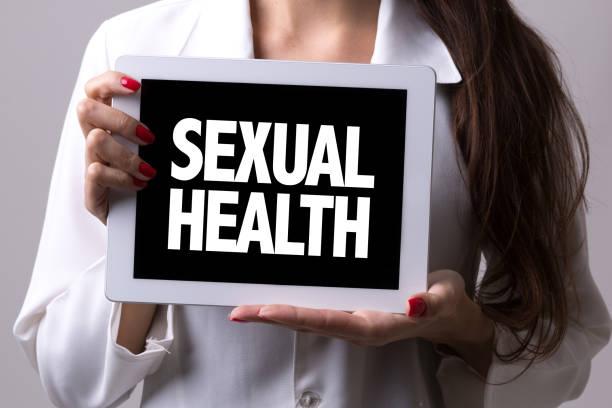Salud Sexual - foto de stock