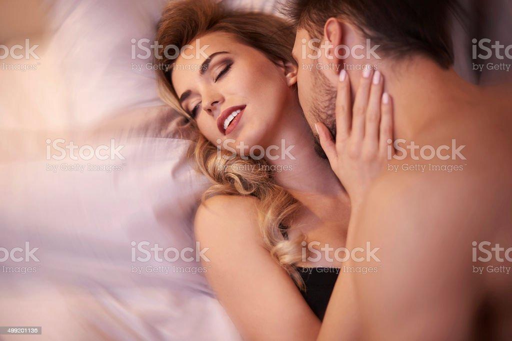 Сексуальная жизнь молодой пары