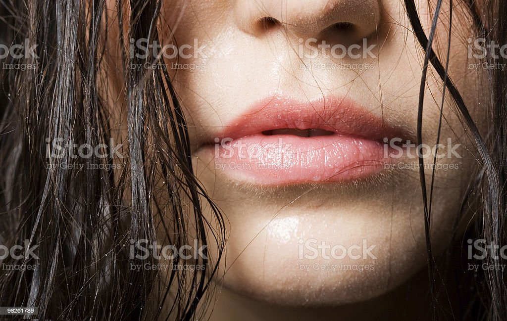 Sexual woman royalty-free stock photo