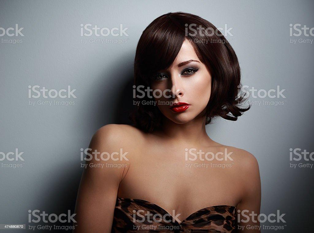 Короткие волосы тоже сексуально