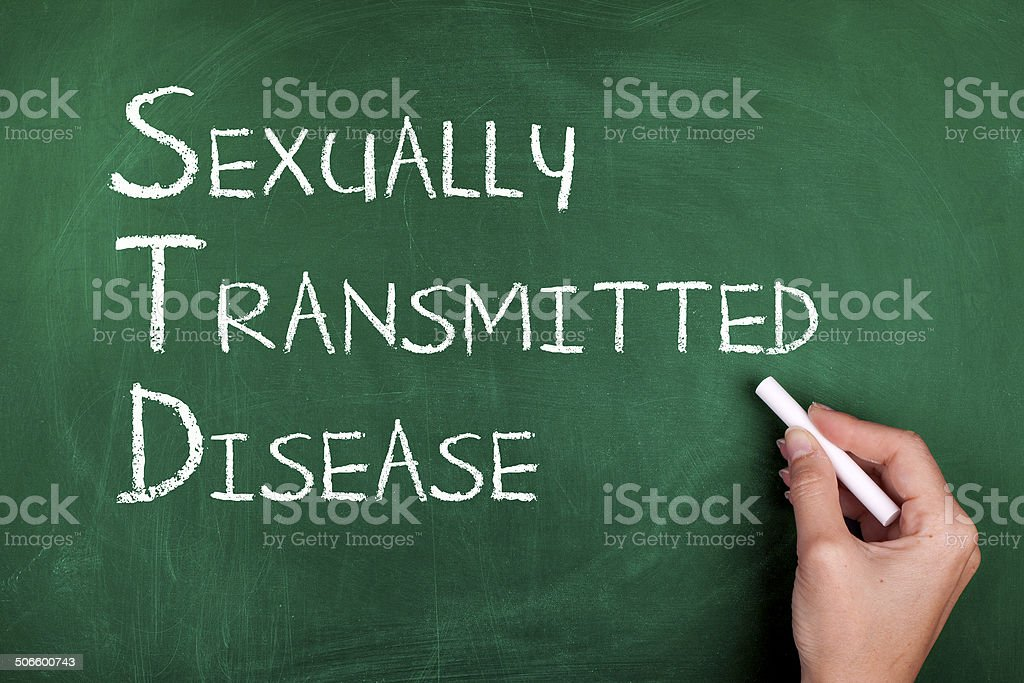 Sexually Transmitted Disease stock photo