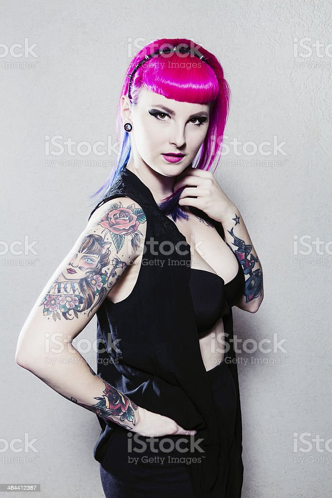 Sexy alternative girls