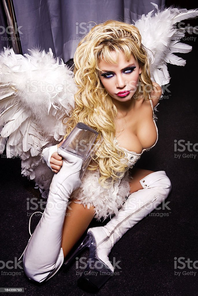 Sexy Angel Stock Photo - Download Image Now - iStock