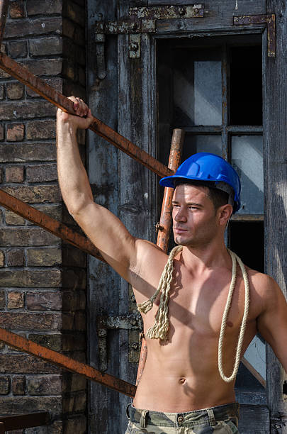 Royalty Free Naked Construction Workers Pictures, Images And Stock Photos - Istock-5990