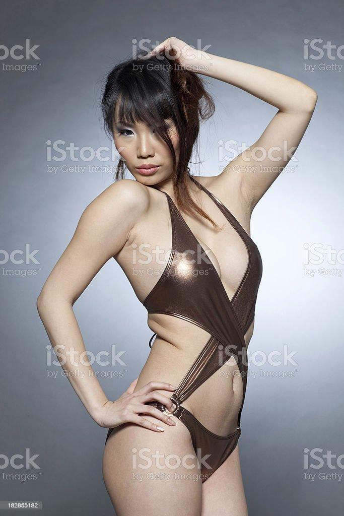 asiatische sexy Babe