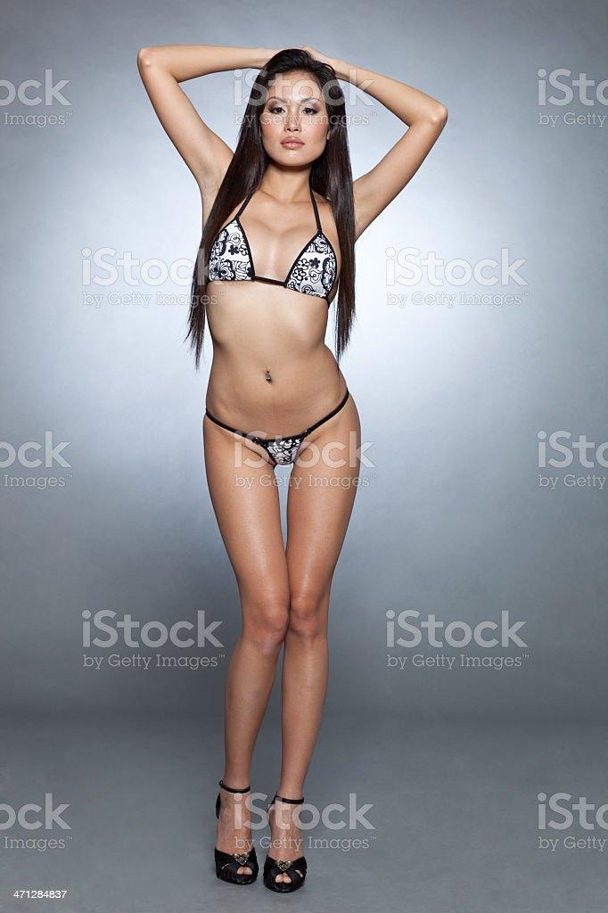 Asian bikini woman — photo 13