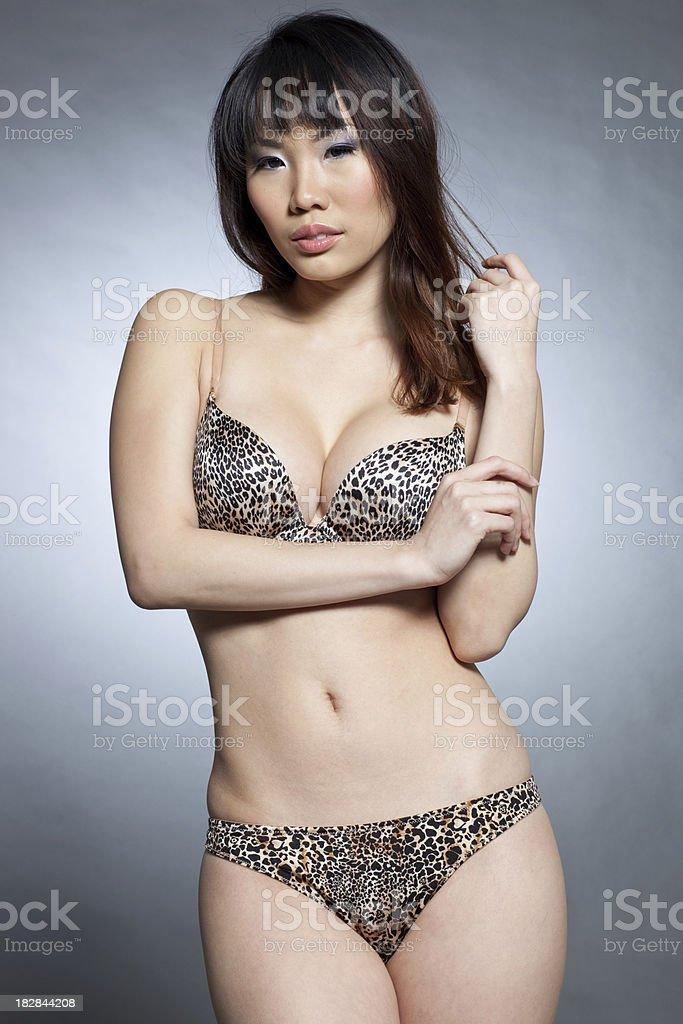 sweden models Asian lingerie