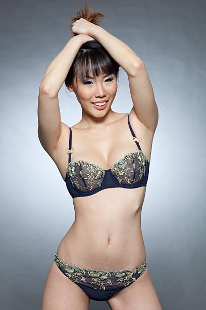 Asian lingerie models sweden