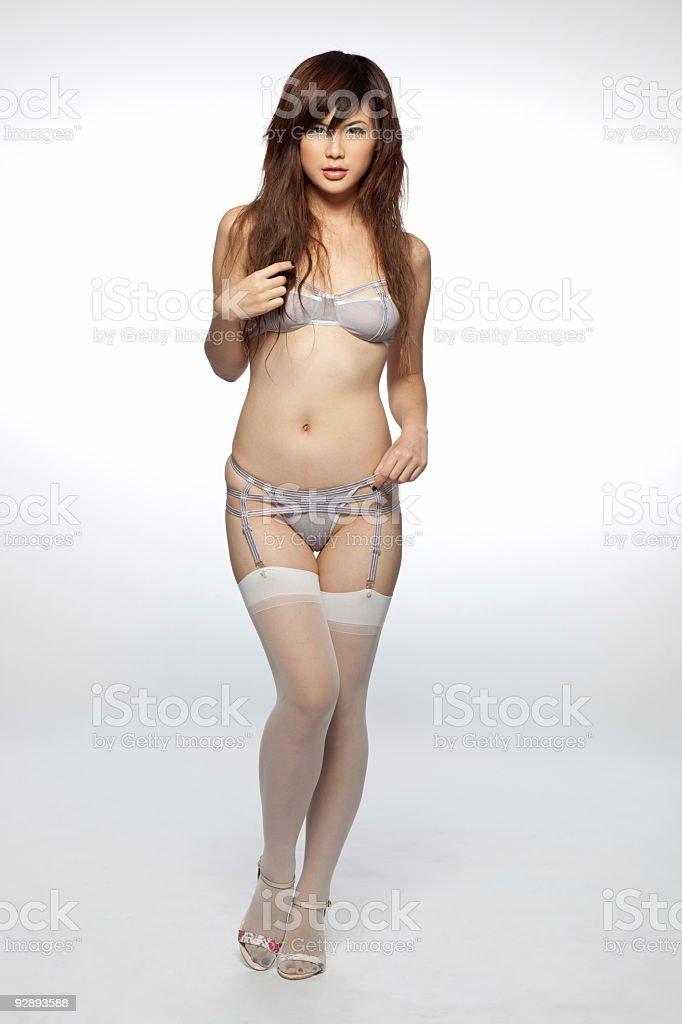 Asian g-string models