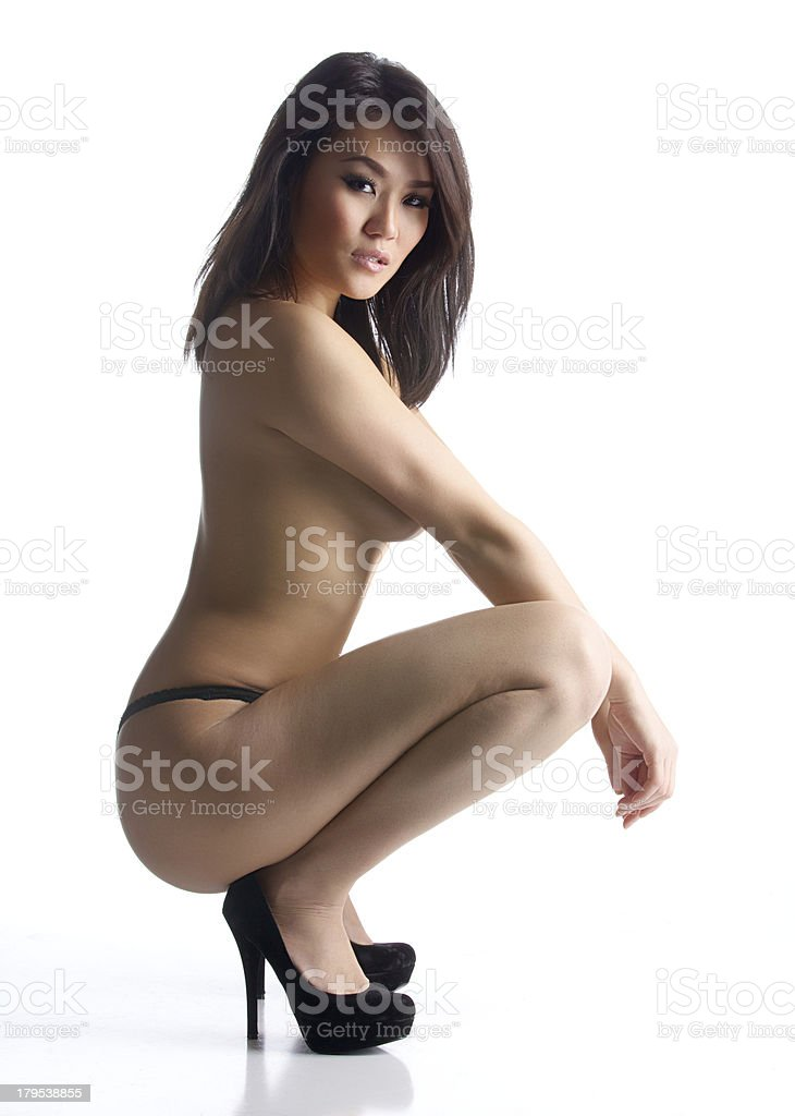 Sexy and nude woman — img 7