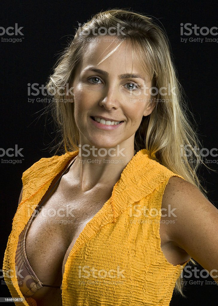Sexy At Her Forties Stock Photo  More Pictures Of 40-44 Years  Istock-7874